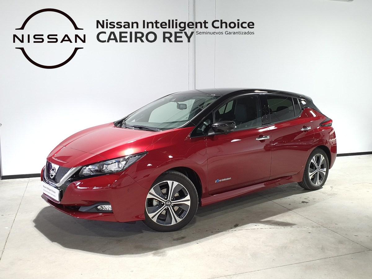 Nissan Leaf ocasión segunda mano 2020 Eléctrico por 28.850€ en Coruña