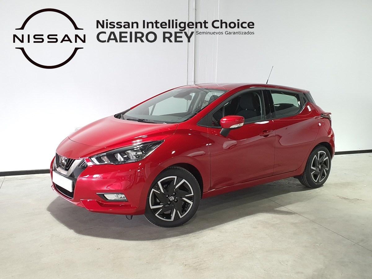 Nissan Micra ocasión segunda mano 2021 Gasolina por 15.650€ en Coruña