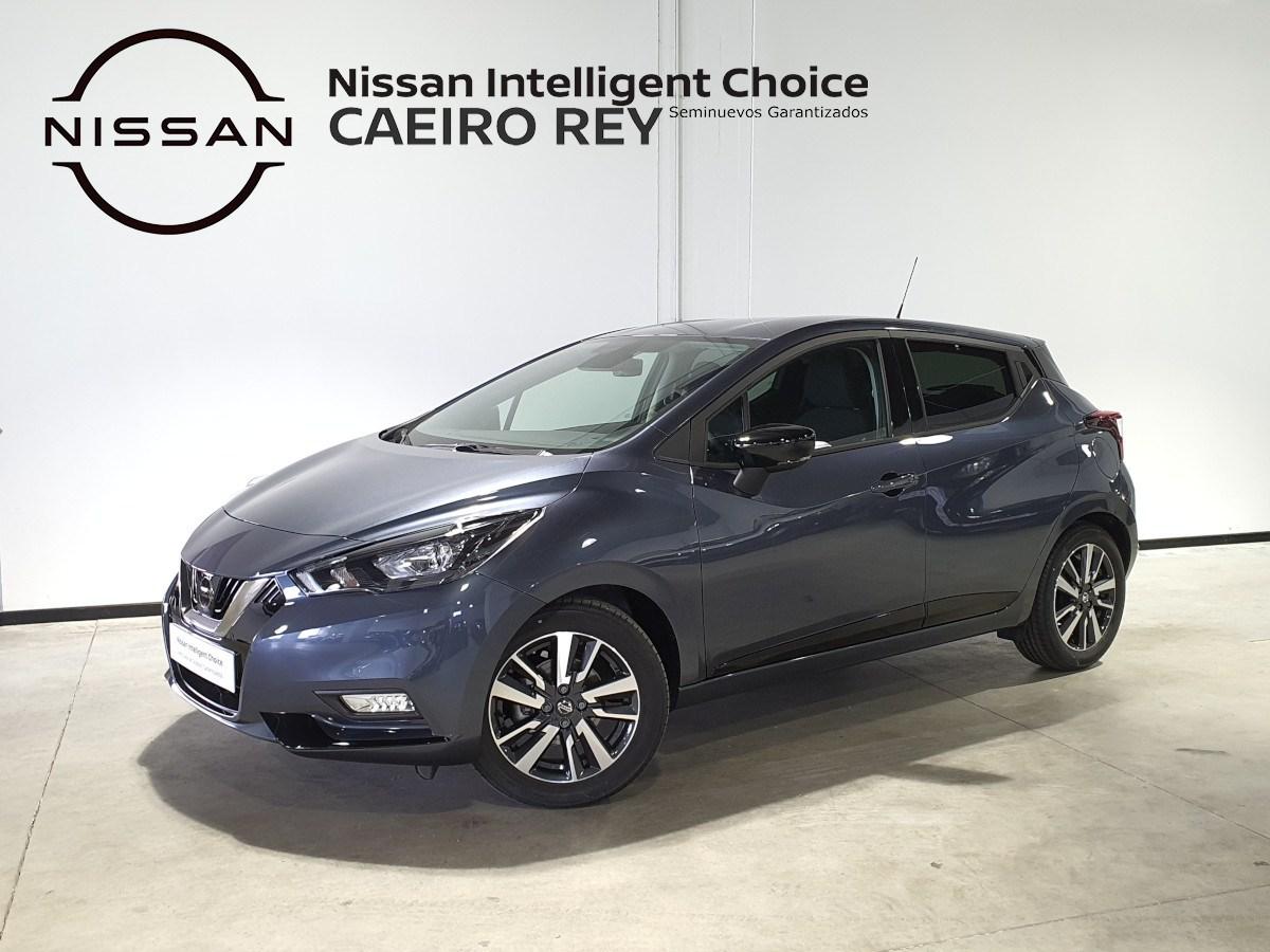 Nissan Micra ocasión segunda mano 2021 Gasolina por 16.990€ en Coruña